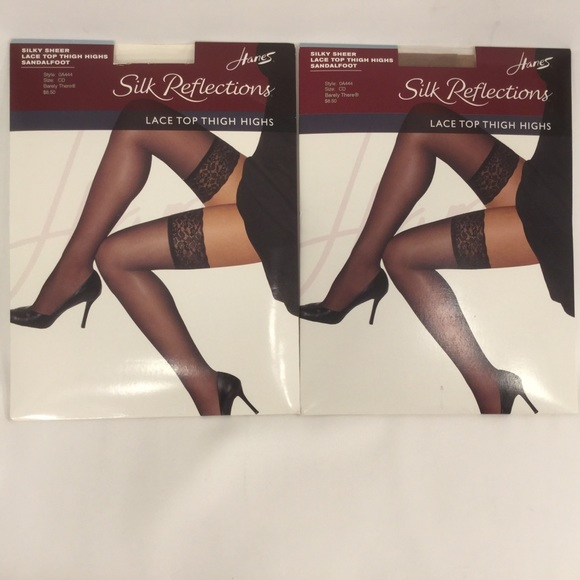 4679f8024 Two Sets of Hanes Silk Reflections